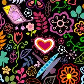 Retro Doodles
