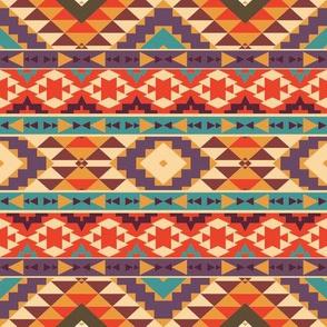 Aztec Bold Pattern