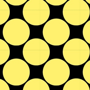 Yellow - Big Dot
