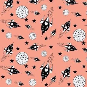 Rockets pink