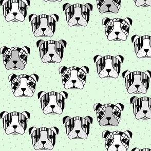 dogs and dots mint
