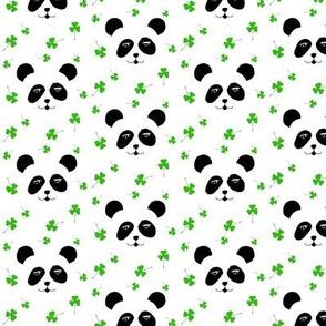 Panda St Patrick´s day ( smaller size )