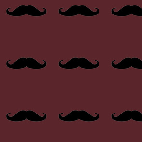 Marsala Moustache