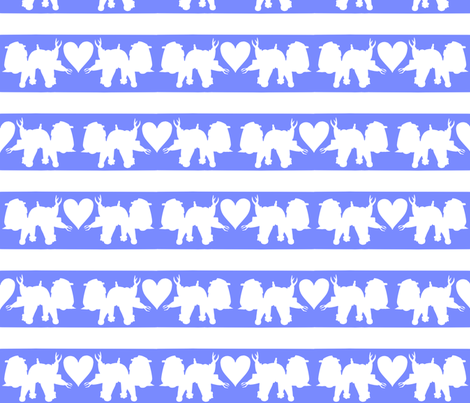 Tachikoma_shil_c fabric by ineffectivecarnivore on Spoonflower - custom fabric