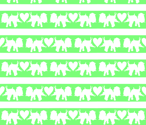 Tachikoma_shil_d fabric by ineffectivecarnivore on Spoonflower - custom fabric