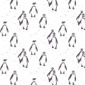 penguin x KISS