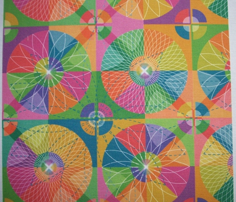 Math Cheater Quilt