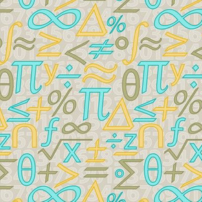Jazzy Math Symbols (lt)