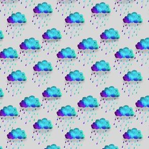 blue acid rain