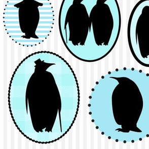 Penguin Portraits