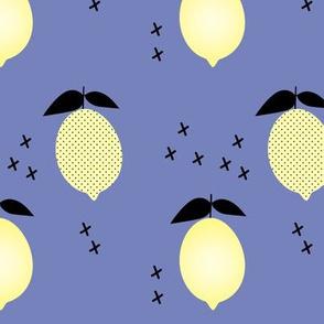 Lemons // Periwinkle