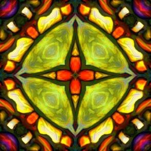 Art Deco Cross