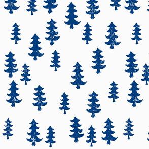 Trees - Navy
