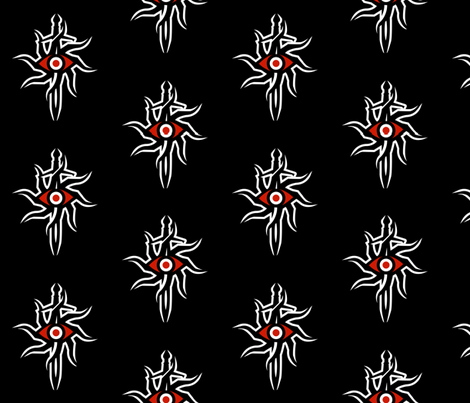Dragon Age Inquisition fabric by rlfedun on Spoonflower - custom fabric