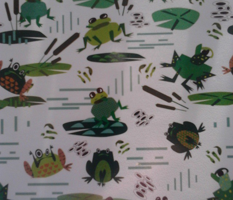 Funny Frogs..Ribbet!