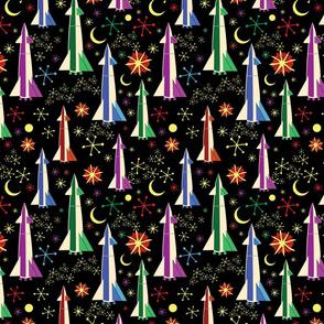 Rainbow Rockets