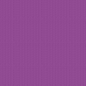1:6 Scale Herringbone - Purple