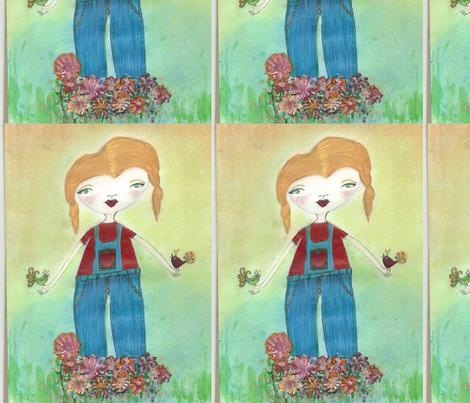 girlfriend_20003 fabric by abbatedesignstudio on Spoonflower - custom fabric