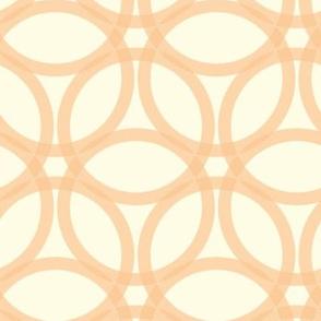 Apricot Daisy Chain