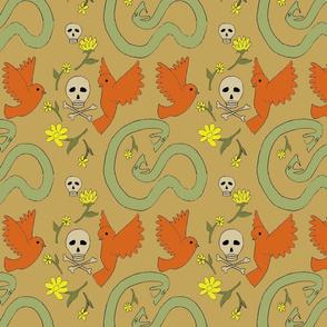 skulls&snakes