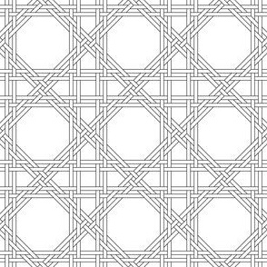 octagon double-weave