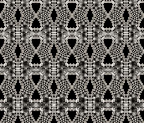 deco jewels 6 fabric by kociara on Spoonflower - custom fabric