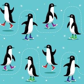 Hightop Penguins!