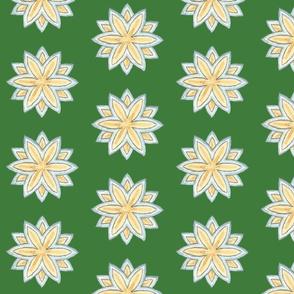 Mandala of Paradise (Emerald)