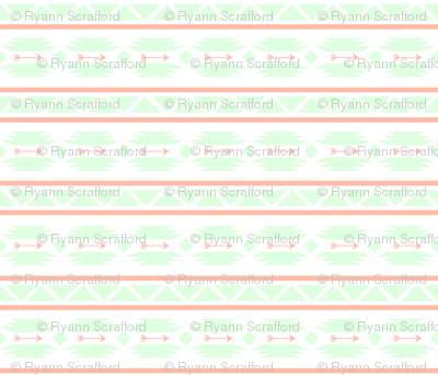 Rbedding_fabric_white_mint_coral_preview
