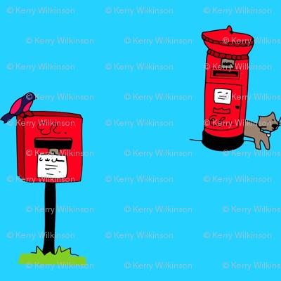 Envelop Boxes