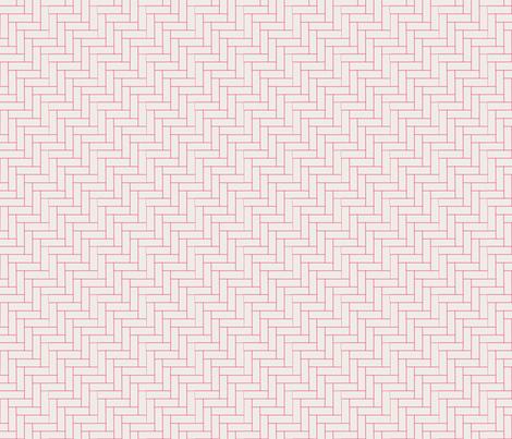 Envelop Steps in Fuchsia fabric by pennydog on Spoonflower - custom fabric