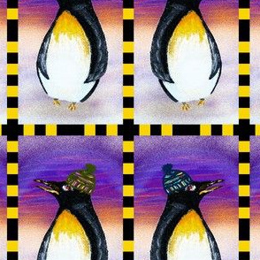 PENGUINS DARLING COUPLE