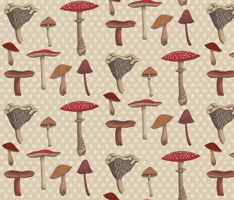 3835028_rrmushroom_madness_2_polka_dots_in_cream1_shop_preview