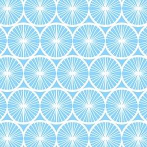 Spinning Wheel - Light Blue