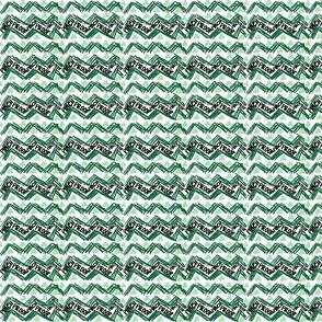 St Patricks Day Stripes
