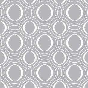 Parasol - Modern Geometric Grey