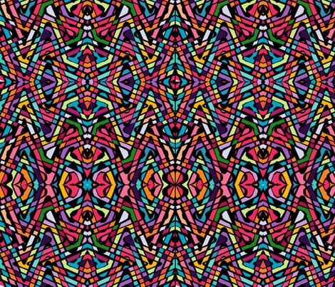 SOOBLOO_ABSTRACT_TWIST-03 fabric by soobloo on Spoonflower - custom fabric
