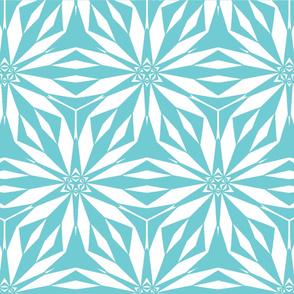 Flor_big turquoise
