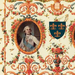 Rococo Lovers ~ Louis XVI and Marie Antoinette ~ Medium
