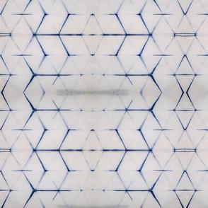 Shibori triangle