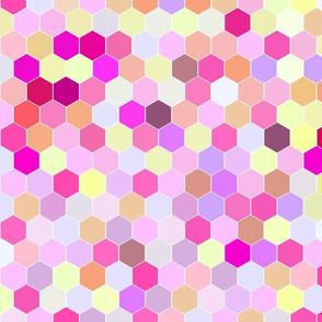 Honeycomb Summertime