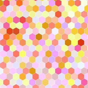 Honeycomb Golden Glow