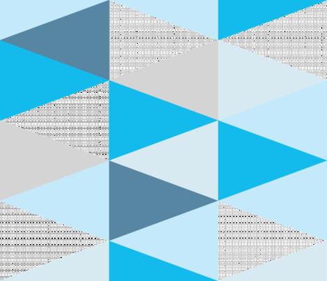 BLUE_OMBRE fabric by seekatesewfabric on Spoonflower - custom fabric