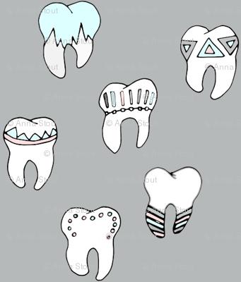 Teeth cool