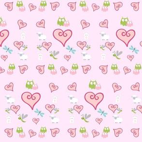Pinky Hearts