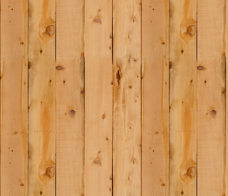 Pine Wood Planks fabric by peacoquettedesigns on Spoonflower - custom fabric