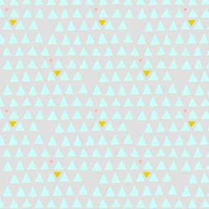 Small triangles mint