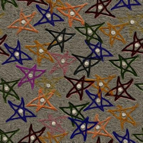 Stars in Oils