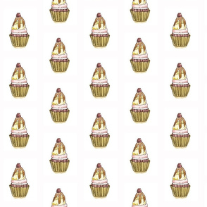 Double Decker Cupcake