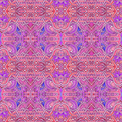 Voyage to India fabric by edsel2084 on Spoonflower - custom fabric